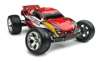 Traxxas 37054-1 Rustler XL-5 Red